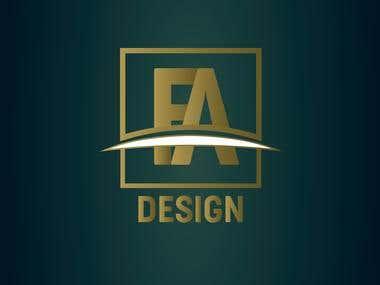 Logo FA Design