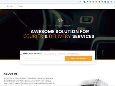 ParcelMate - On demand Delivery solution