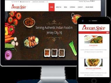 Restaurant Booking | Deccan spice