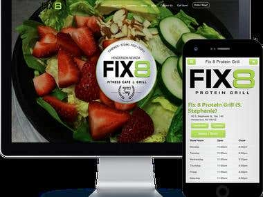 Meal Planning | Fix 8 Fitness Cafe