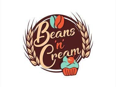 WINNER - Beans and Cream Logo