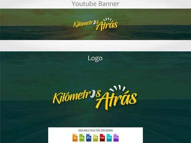 WINNER - Design a logo and a banner for youtube