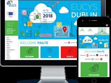 Event Booking | EUCY's 2018