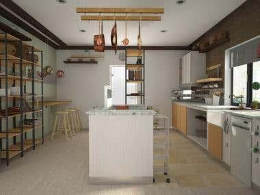 Design. Interior Design, Exhibition Designs, 3D Visuals