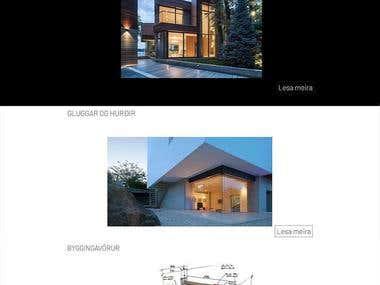 Website design - https://www.capitalhus.com/