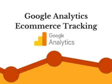 Setup Google Analytics Enhanced Ecommerce Tracking