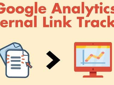 Track Outbound Links using Google Analytics