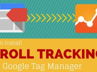 Scroll Tracking with Google Tag Manager