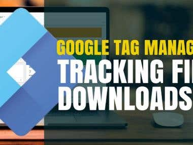 Track File Downloads in Google Analytics