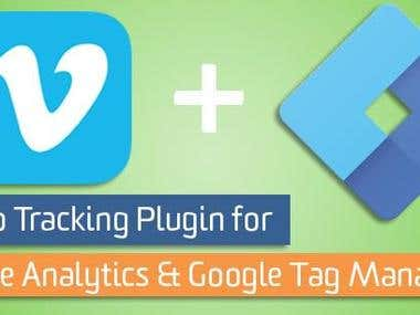 Vimeo Tracking with Google Tag Manager