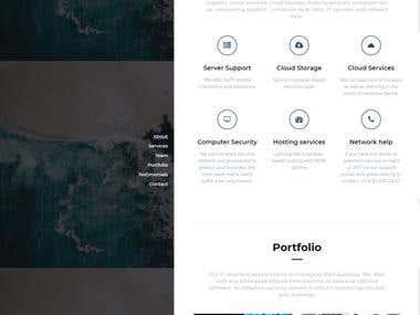 Website design and SEO