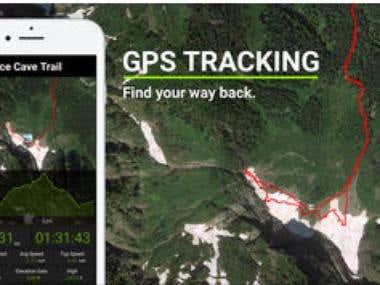 GPS Online/Offline Map