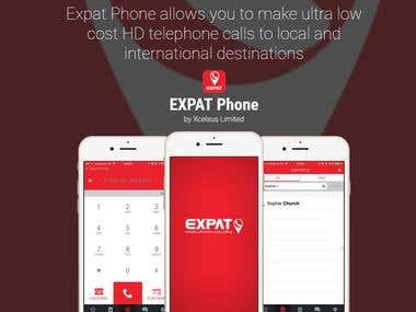 Voip iOS/Android application