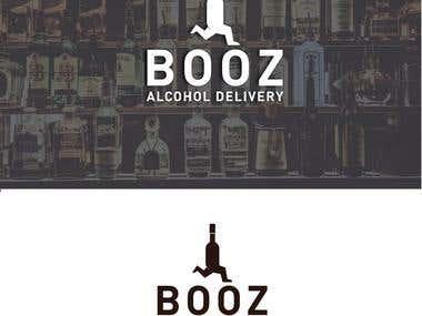 Logo Design- BOOZ
