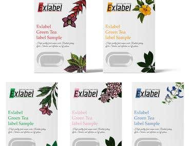 Herbal Tea Design