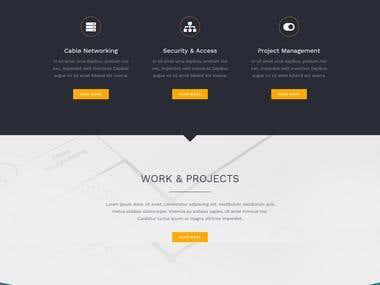 Web Development by WordPress, PHP, JavaScript.
