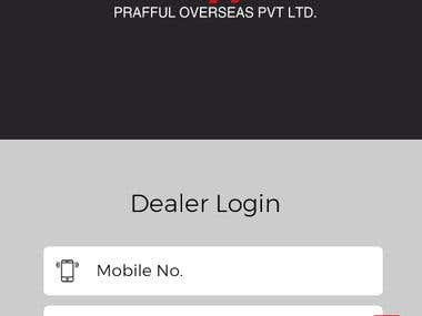 Prafful fashion app creation