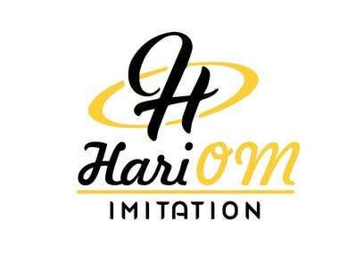 Hari Om logo design