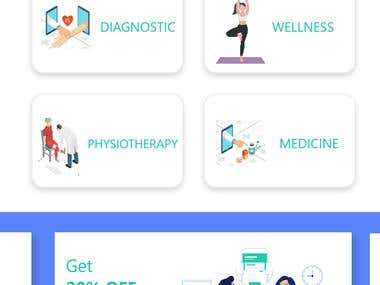 Healthplus Pro - Mobile App (Android & iOS)