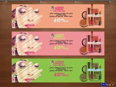 Beauty & Spa Banner