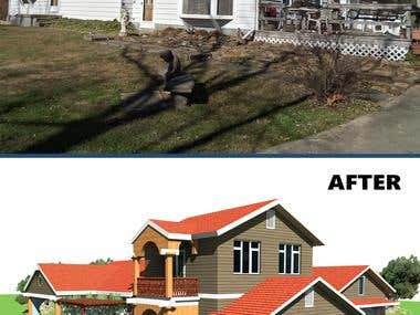 Building Architecture and House Remodeling