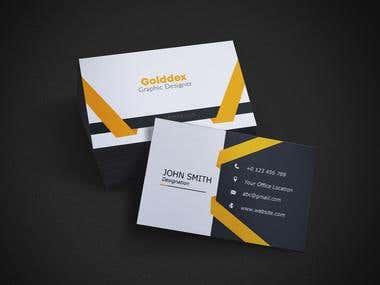Premier Business Card