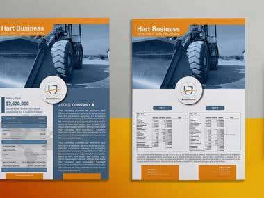 Sales Flyer (Bristol Group)