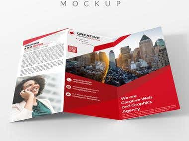 Welcome to My Awesome Bifold or Trifold BROCHURE Design Gig!