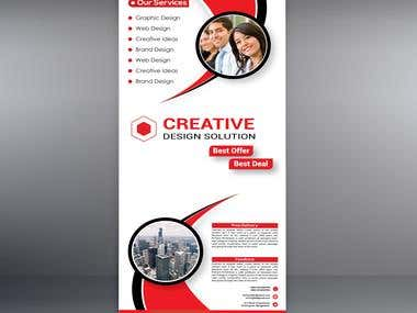 Outstanding Roll Up Banner?