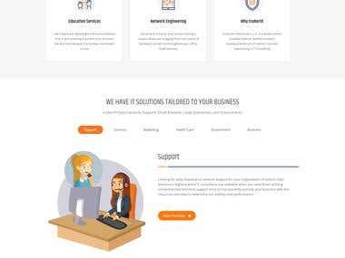 Web Design & Graphic Design