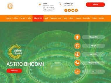 Astrological Website
