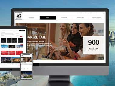 ALDAR - Website