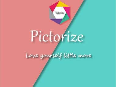 Pictorize - Love yourself little more
