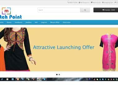 OpenCart Online Store