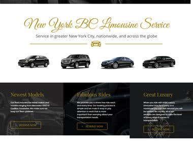 NYBC Luxury Limousine