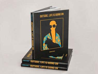 Bok Cover - Outside, life is going on