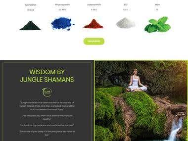 Website for Tlaya