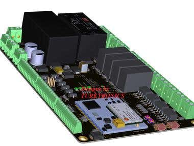 IOT Embedded Board for Industrial Application