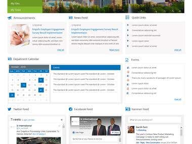 SharePoint Intranet