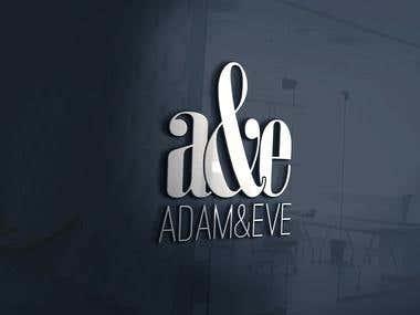 logo adam&eva