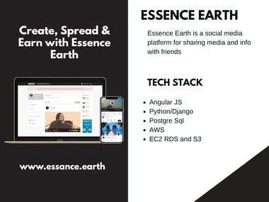 Essence Earth