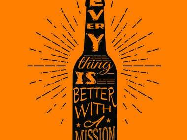 Beer Festival T-Shirt design