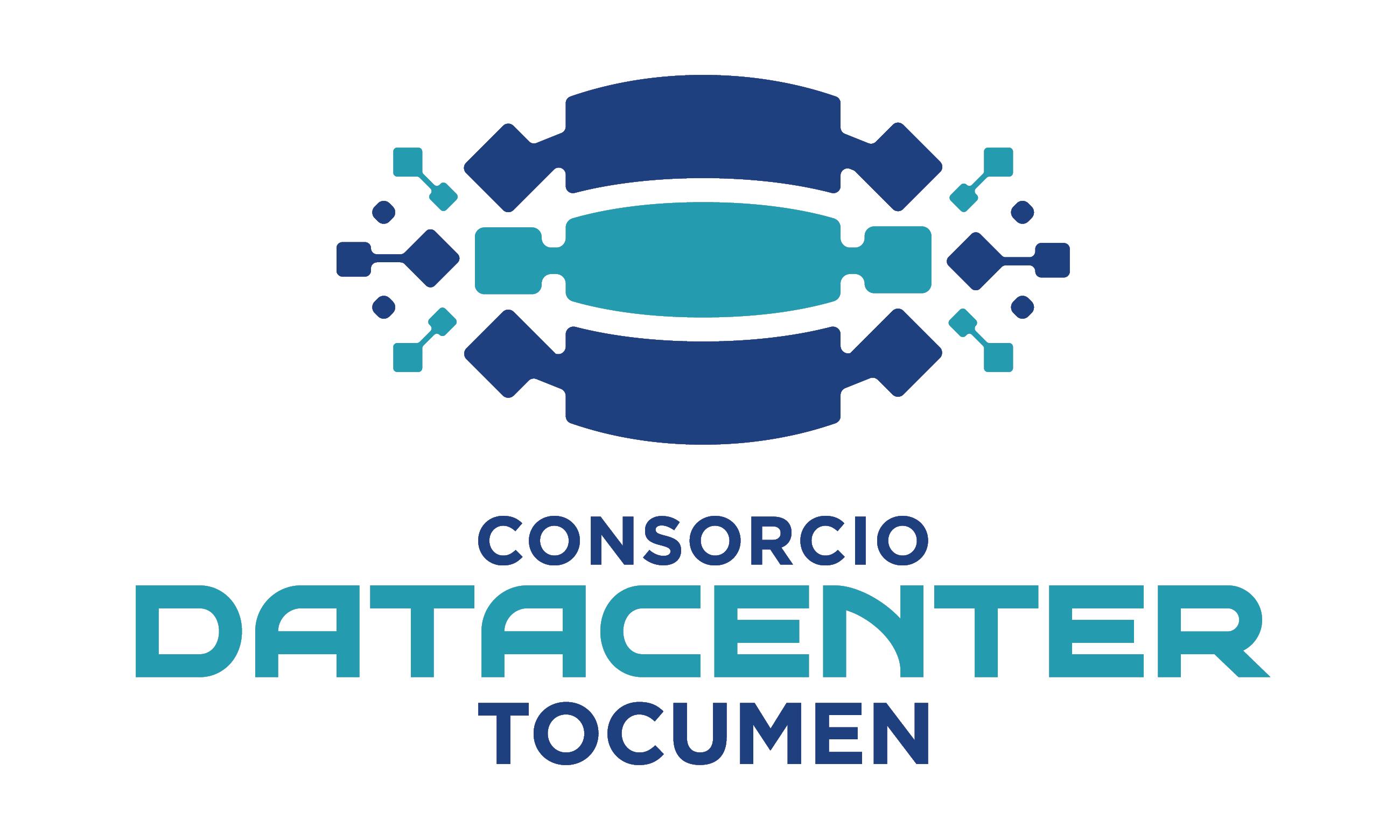 Diseño de logo: Consorcio Datacenter Tocumen