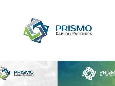 Diseño de Logo y Papelería: Prismo | Kapital Partners