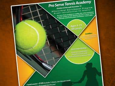 Pro Serve Tennis Academy