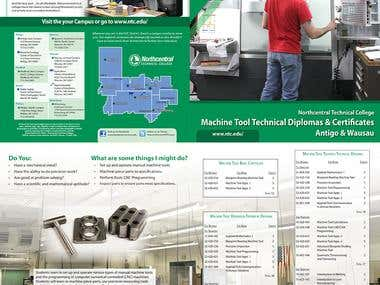 Machine Tool Curriculum Flyer