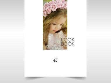 Look Book & Logo Design
