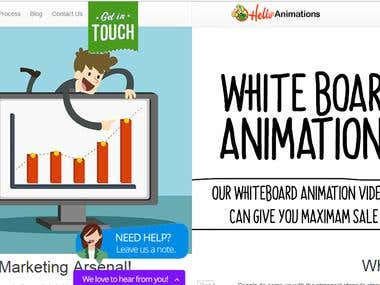 Animated & Whiteboard Explainer Video Animation (2D & 3D )