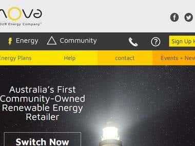 Enovaenergy/Wordpress