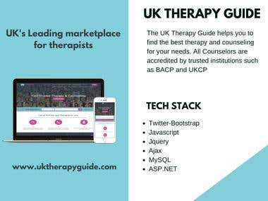 UK Therapy Guide